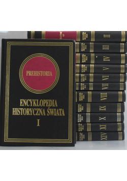 Encyklopedia historyczna świata 12 tomów