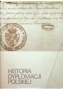 Historia dyplomacji polskiej Tom III