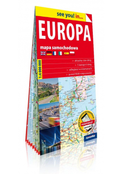 See you! in... Europa 1:4 000 000 w.2019