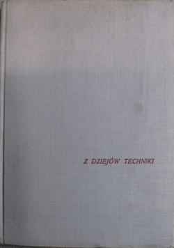 Z dziejów techniki