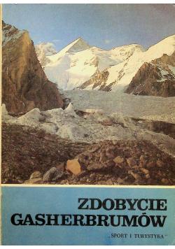 Zdobycie Gasherbrumów