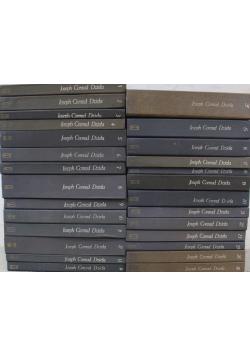 Conrad Dzieła 27 tomów