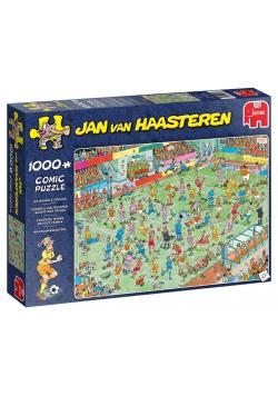 Puzzle 1000 Haasteren MŚ kobiet w piłce nożnej