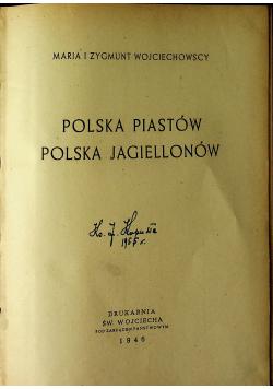 Polska Piastów  Polska Jagiellonów 1946 r