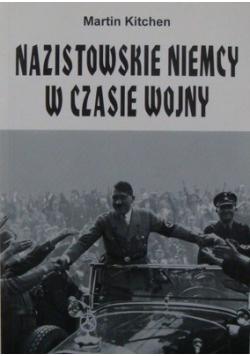 Nazistowskie Niemcy w czasie wojny