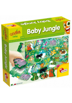 Carotina Baby - Jungle