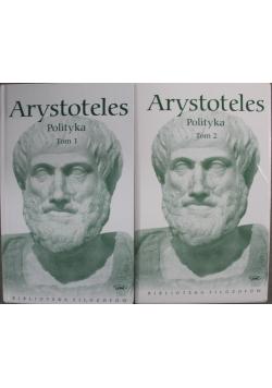 Arystoteles Polityka Tom I i II