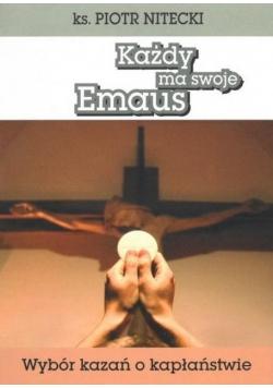 Każdy ma swoje Emaus