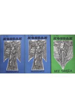 Krzyżowcy / Bez oręża 6 tomów