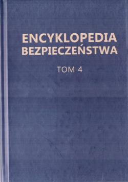 Encyklopedia Bezpieczeństwa T.4 S-Ż