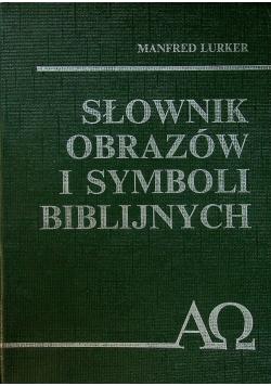 Słownik obrazów i synonimów biblijnych