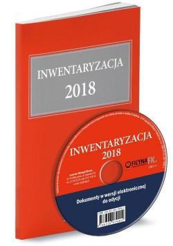 Inwentaryzacja 2018 + CD z wzorami dokumentów