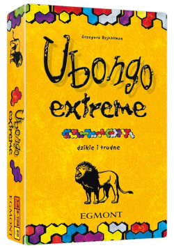 Gra - Ubongo Extreme