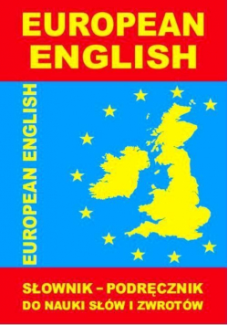 European English Słownik - podręcznik
