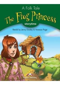 The Frog Princess. Stage 3 + kod