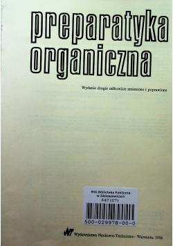 Preparatyka organiczna