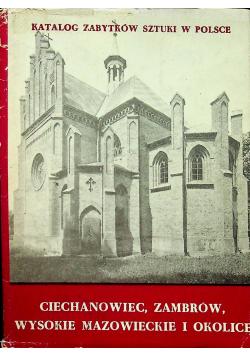 Katalog zabytków sztuki w Polsce Tom IX Zeszyt 2