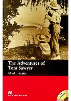 The adventures of Tom Sawyer plus CD