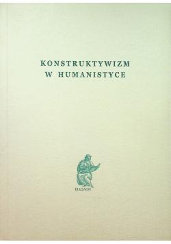 Konstruktywizm w humanistyce