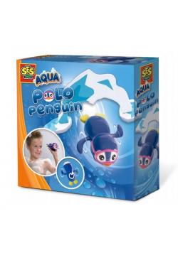 Pływający pingwinek