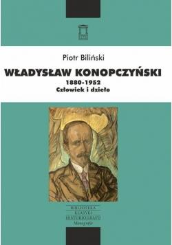 Władysław Konopczyński 1880-1952