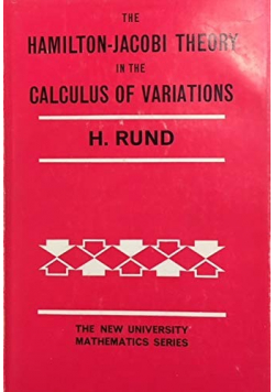 The Hamilton Jacobi Theory in the Calculus of Variations
