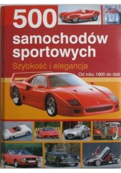 500 samochodów sportowych