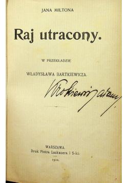 Raj utracony 1902 r.