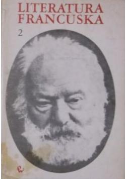 Literatura francuska Tom II