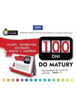 100 dni do matury polski matematyka angielski porady i powtórki