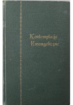 Kontemplacje Ewangeliczne Tom II 1929 r.