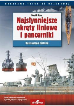Najsłynniejsze okręty liniowe i pancerniki