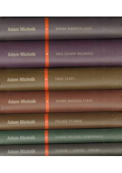 Dzieła wybrane Adama Michnika 7 tomów