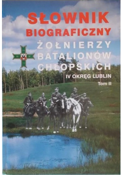 Słownik Biograficzny Żołnierzy Batalionów Chłopskich