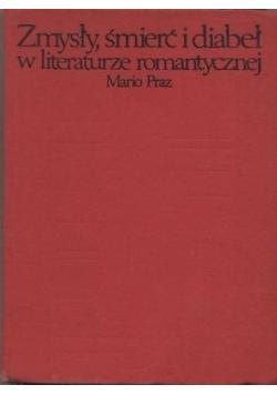 Zmysły, śmierć i diabeł w literaturze romantycznej