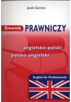 Słownik prawniczy angielsko - polski polsko - angielski