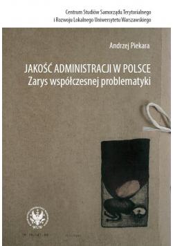 Jakość administracji w Polsce