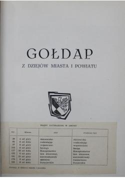 Gołdap z dziejów miasta i powiatu