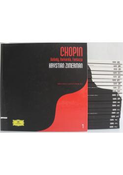 Chopin dzieła tom od 1 do 20 CD