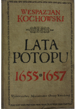 Lata Potopu 1655 1657