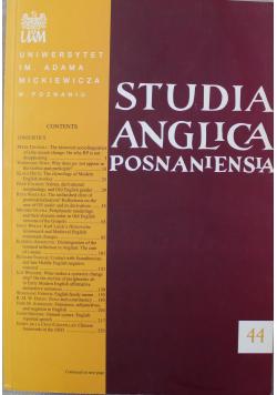 Studia Anglica Posnaniensia nr 44