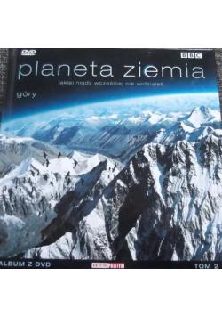 Planeta ziemia jakiej nigdy wcześniej nie widziałeś Tom 2 płyta DVD