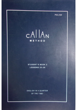 Callan Method  student s book 2