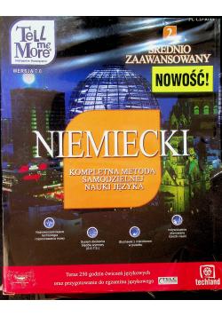 Tell me more Niemiecki kompletna metoda samodzielnej nauki języka 2