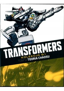 Transformers Tom 51 Teoria chaosu