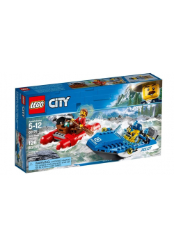 Lego CITY 60176 Ucieczka rzeką