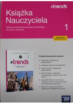 Książka  nauczyciela materiały dydaktyczne do języka niemieckiego dla liceów i techników