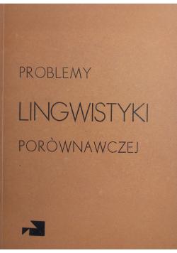 Problemy Lingwistyki porównawczej