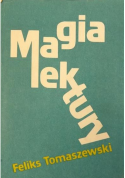 Magia lektury