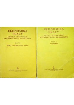 Ekonomika pracy metody aktywnego rozwiązywania problemów 2 tomy